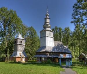 Ізки, Церква Св. Миколи Чудотворця 2010 (6009)